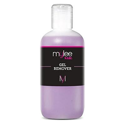 Mylee Gel Polish Remover Acetone UV LED Nail Polish Cleaner Manicure 250ml