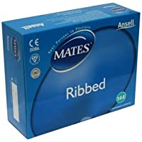 x 144 Mates Ribbed Condoms preisvergleich bei billige-tabletten.eu