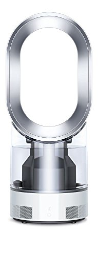 Dyson AM10 Humidificateur et Ventilateur Technologie Air Multiplier Garantie 2 ans Blanc/Argent