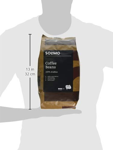 Amazon Brand Solimo Coffee Beans 2 kg (2 x 1 kg)