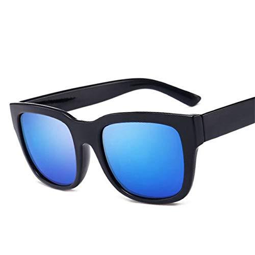AOCCK Brillen Sonnenbrillen SPH -1-1.5 -2-2.5 -3-3.5 -4 Finished Myopia Sunglasses Glasses Women Men Prescription Spectacles For Nearsighted UF38 Black -4.0 (-400)