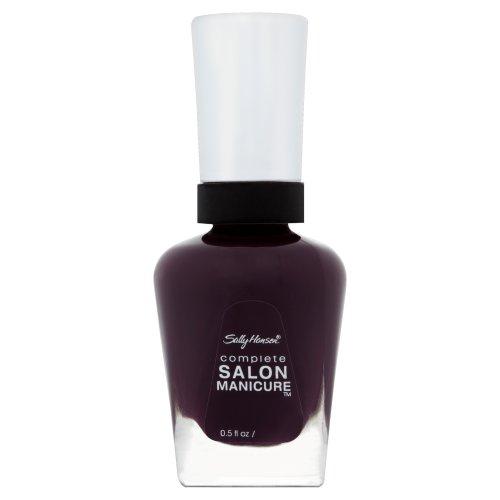 Sally Hansen Complete Salon Manicure Nagellack Nr. 640 Plum Luck, 1er Pack (1 x 15 ml) -
