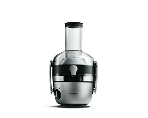 Philips Avance Collection HR1922/20 Juice extractor 1200W Metallic - juice makers (Juice extractor, Metallic, 2.1 L, 1 L, 8 cm, 1 m)