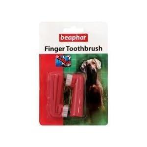 Beaphar Finger Toothbrush 2pk 3