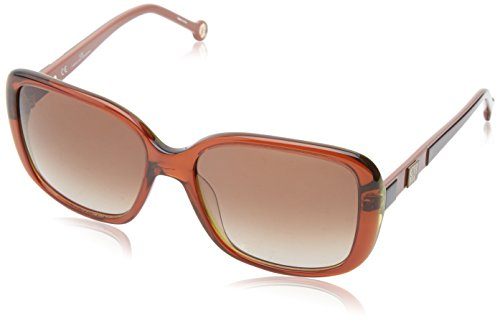 carolina-herrera-womens-she568-l86-shield-sunglassescrystal-brown57-mm