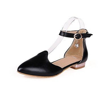 Zormey Frauen Schuhe Niedrigem Absatz/D'Orsay & Amp Zweiteilige/Schuhe Heels B¨¹ro & Amp Karriere / Kleid Schwarz/Rosa/Wei? US7.5 / EU38 / UK5.5 / CN38