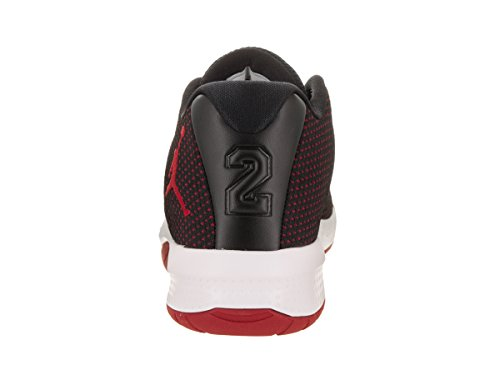 JORDAN B. FLY BG 881446 002 Black Red
