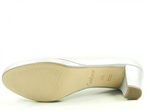 Gabor 61-260-96 Scarpe col tacco Silber
