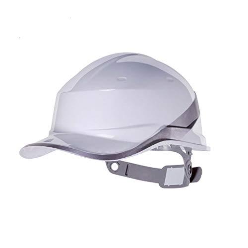 Jia He Helm Bau-Schutzhelm - Baustellen-Schutzhelm-Verdickung ABS-Führungs-Überblick-Arbeitsschutz-schützender harter Sturzhelm (mehrfarbige Auswahl) @@ (Farbe :...