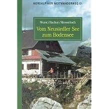 Vom Neusiedlersee zum Bodensee: Nordalpiner Weitwanderweg 01