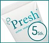 Presh biologischer Zahnersatzreiniger 5 Stück