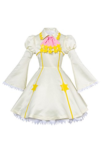 (Cardcaptor Sakura :Clear Card Kinomoto Sakura Star Battle Kleid Cosplay Kostüm Damen XXL)