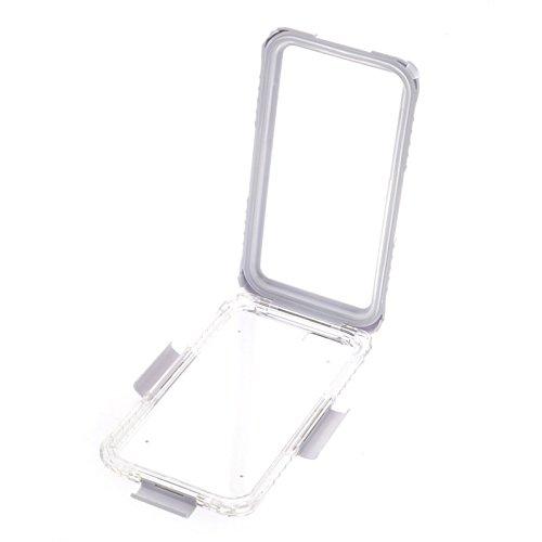 Wkae Case & Cover pour iphone 6 plus &6s plus ip68 protection étanches avec cordon ( Color : Yellow ) weiß