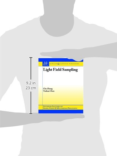 Light Field Sampling (Synthesis Lectures on Image, Video, and Multimedia Processing)