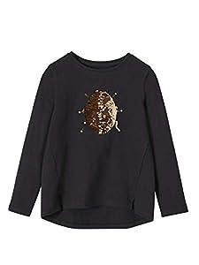 VERTBAUDET Camiseta con Lentejuelas Reversibles