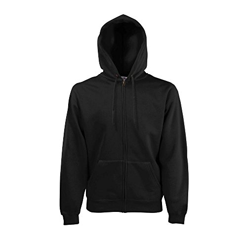 Fruit of the Loom - Hooded Sweat Jacket - Modell 2013 /...