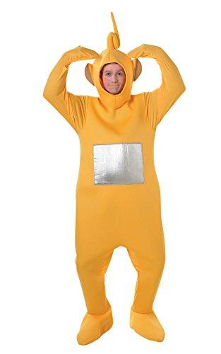 (Rubies Offizielles Laa-Laa-Kostüm, Teletubbies, für Erwachsene,Standardgröße)