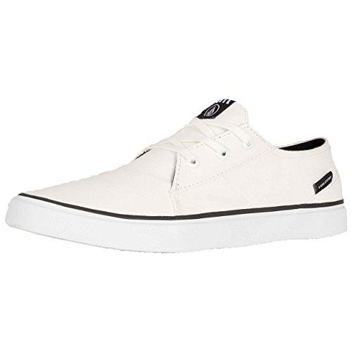 Volcom Lo Fi Skate-Schuh, Scarpe da Skateboard Uomo Cloud