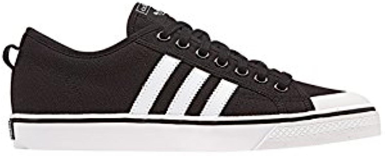 adidas Originals Sneaker Nizza B37856 Schwarz