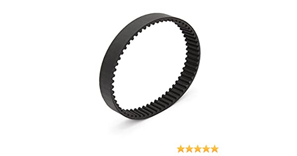 Width 15 mm Closed Timing Belt HTD-5M Length up to 499 mm