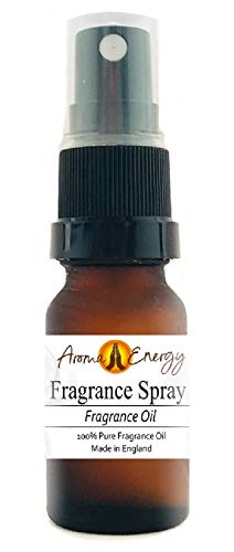 Aroma Energy Pure Fragraning Room Surface Spray Range (Aromatherapie, Toilette/Bad, Auto, Schublade, Schuhtrainer-Spritz, Lufterfrischer, Kissennebel-Spray), Glas, Orange Blossom, 50 ml - Blossom Room Spray
