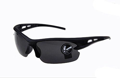 Herren-Sonnenbrille von Daliuing, modische Wayfarerbrille, klassische Designer-Sonnenbrille, UV Schutz