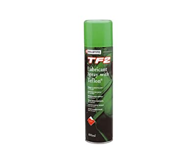 TF2 Lubricant Spray With Teflon (400ml) Single from TF2
