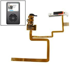 irm-replacement-headphone-audio-jack-flex-cable-hold-switch-flex-for-apple-ipod-classic-6th-gen-7th-