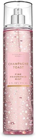 """Bath & Body Works Christmas Collection""""Champagne Toast"""" Fine Fragrance Mist - 23"""