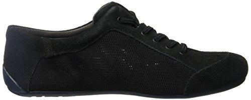 Camper Peu Summer Senda, Sneakers Basses Femme Noir (Black 027)