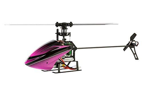 XciteRC 14004000 Flybarless 200 3D Single Blade V2.0-6-Kanal ARTF Hubschrauber V2.0 Single
