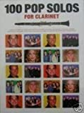 100Pop Solos For Clarinet