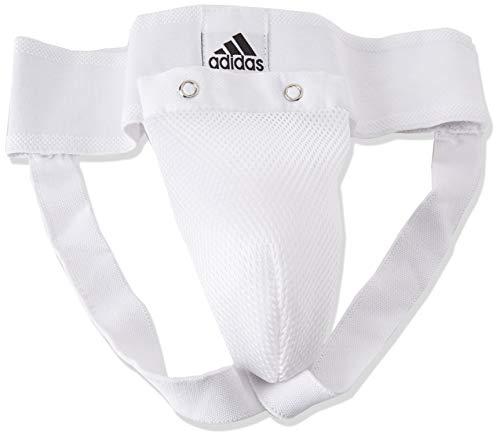 adidas Tiefschutz Cup Supporters, white, M, ADIBP06-M