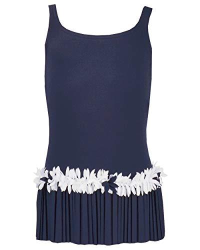 Red point beachwear, bambini, costume intero bambina, costume intero, bristol, taglia it: 146 cm, blu marina