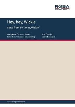 Hey, hey, Wickie (Instrument: Recorder)