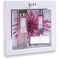 Pack de perfume 150 ml + 30 ml iap perfume nº 15 eau de parfum mujer estuche