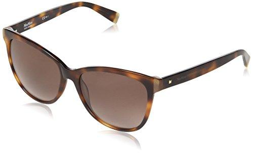 d2aec095f9 Max Mara Mm Thin JD 05L 58, Gafas de Sol para Mujer, Marrón (
