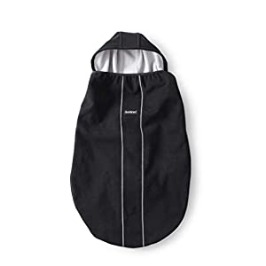 BABYBJÖRN Cover for Baby Carrier, Black, 0.3 kg   4