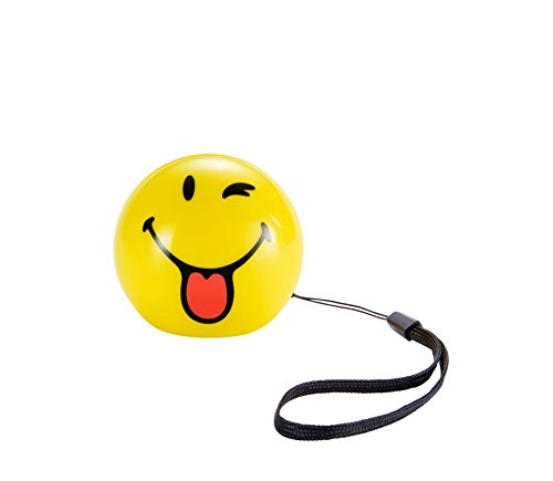 Enceinte nomade bluetooth smiley clien d'oeil, qui tire la langue