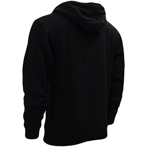 Just Hype -  Felpa  - Basic - Maniche lunghe  - Uomo Black