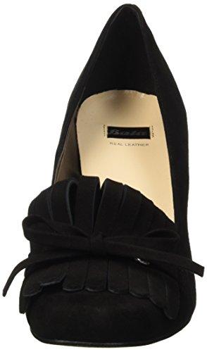 BATA 7236381, Scarpe con Tacco Donna Nero (Nero)