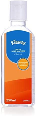 Kleenex Gentle Hand Sanitizer, 250 ml (30890)