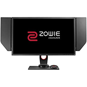 "BenQ Zowie XL2735 Monitor e-Sport per PC, 27"", 144 Hz, DyAc, QHD, S Switch, DP"