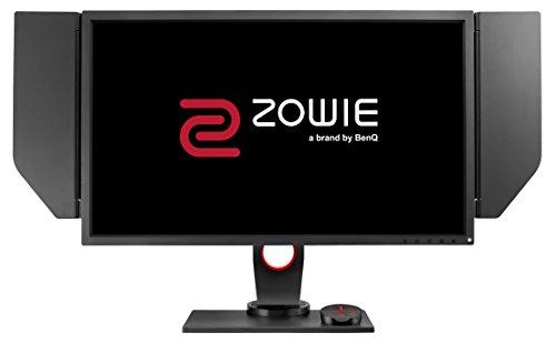 BenQ Zowie XL2740 27 Zoll 240 Hz e-Sports-Monitor (mit Black eQualizer, höhenverstellbarem Standfuß, Color Vibrance und S Switch) (Benq 27 Zoll Monitor 2560x1440)