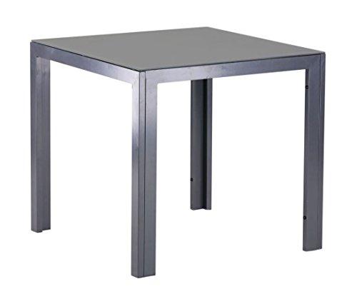 Mandalika Garden Hochwertiger Aluminium Gartentisch