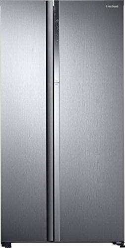 Samsung 674 L Frost-Free Side-by-Side Refrigerator (RH62K6007S8/TL, Elegant Inox)