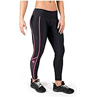 Gw Carlin Compression Tight - Black/Pink-XS