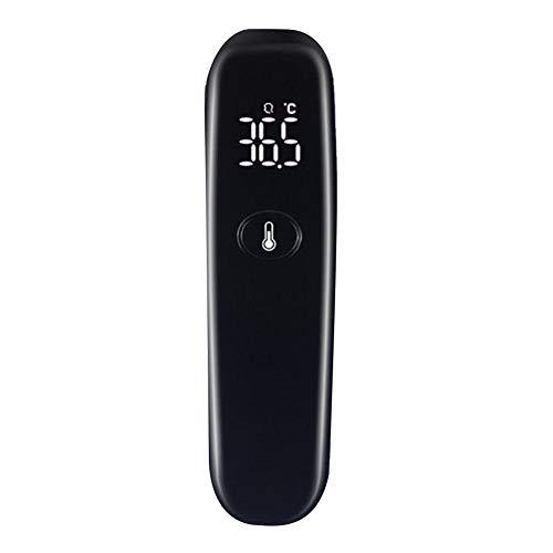 Fieberthermometer Stirnthermometer Ohrthermometer, Infrarot Thermometer Für Babys, Erwachsene Und Objekte , 1 Sekunde Messzeit, Speicherfunktion, Hochtemperaturalarm Genehmigt (CE) / ROHS / FDA