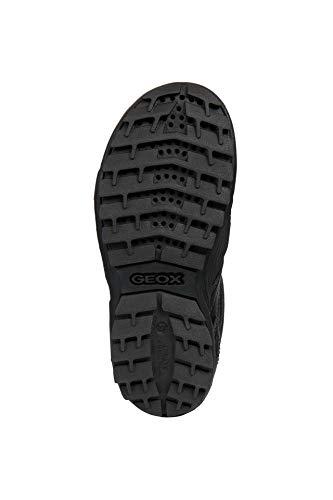 Geox J Savage G, Zapatillas para Hombre, Negro (Black C9999), 32 EU