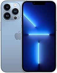 جوال ابل ايفون 13 برو الجديد مع تطبيق فيس تايم (256 جيجا) - أزرق سييرا